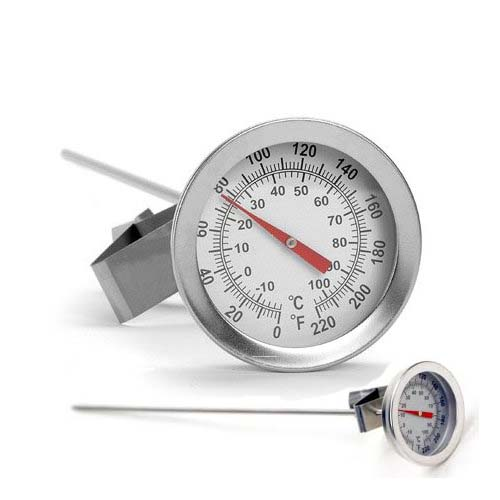 "12"" Large Dial Thermometer"