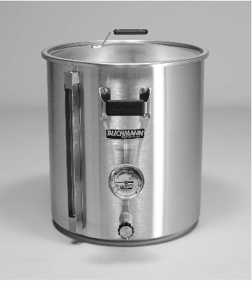 30 Gallon Gal BoilerMaker Brew Pot