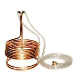 Copper Immersion Wort Chiller 25 ft.